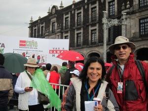 Maria Isabel Sanchez + Carlos Hamann
